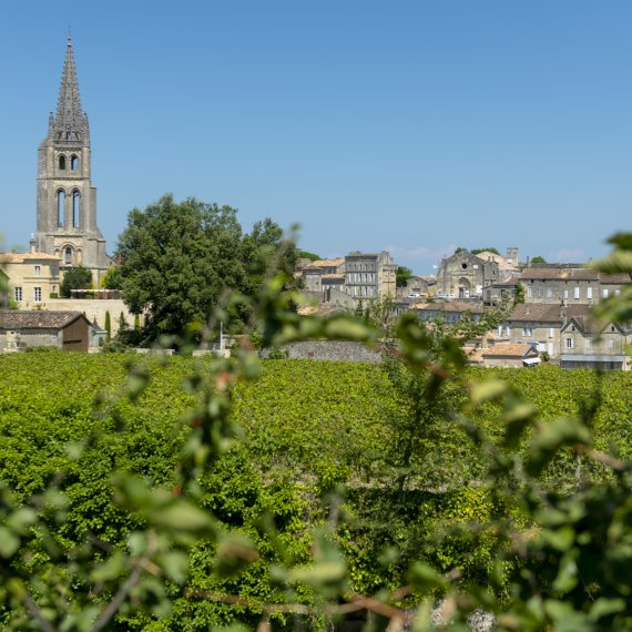 In the heart of St Emilion sunday © Vincent Bengold
