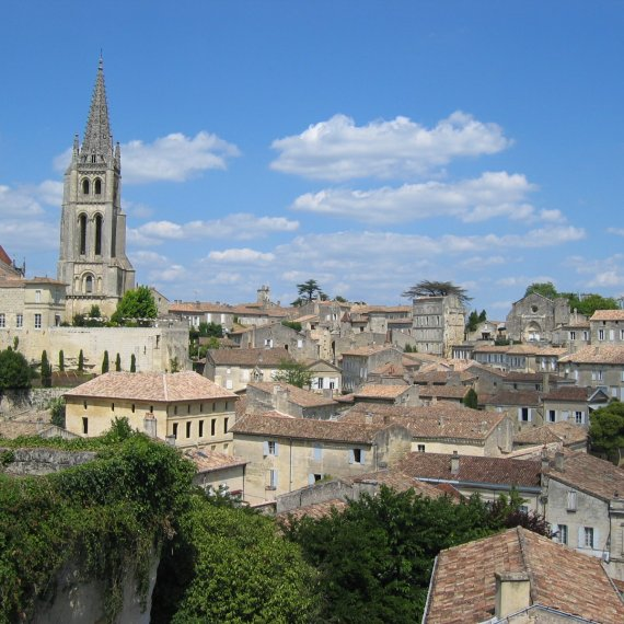 Saint-Emilion, le village