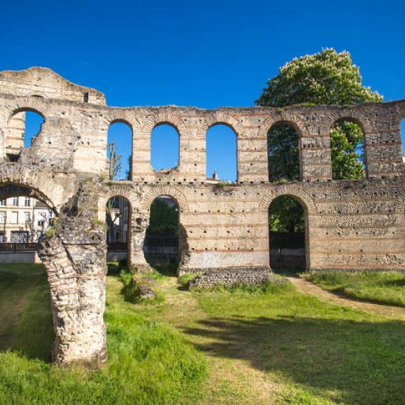Palais Gallien © David Remazeilles