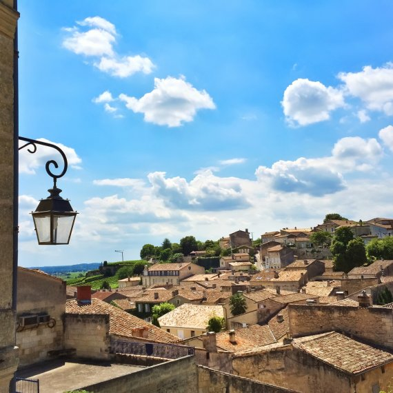 Saint-Emilion Wine and Village - HDA
