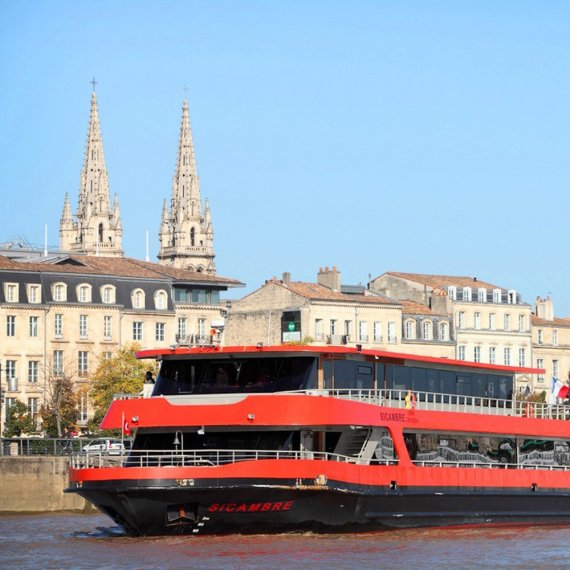 Bordeaux CityPass - Bordeaux River Cruise