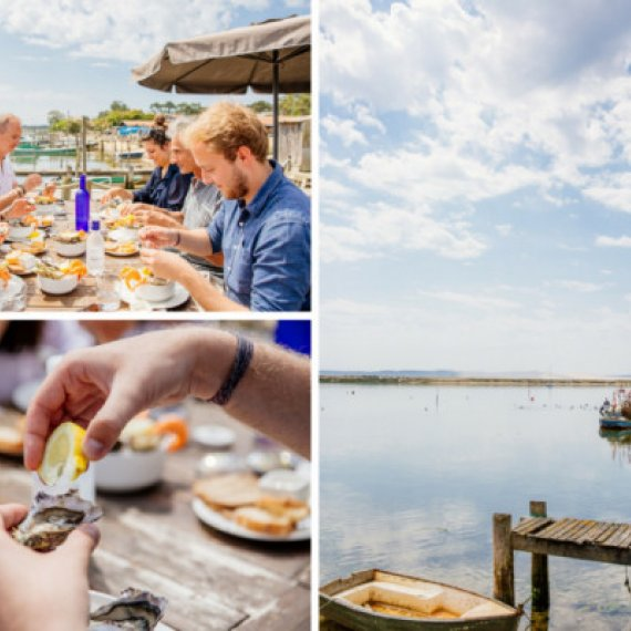 "Food Tour ""Le Cap Ferret secret"""