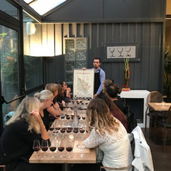 Terroir of Bordeaux Wine Tasting